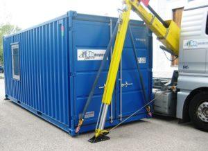 доставка морского контейнера фото