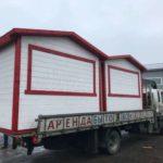 Домики для ярмарки в аренду - Кубтранс